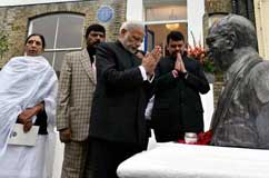 PM Narendra Modi Inaugurates Ambedkar Memorial in London